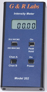 G and R Labs - Model 202 Meter