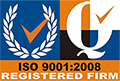 G&R Labs is ISO 9001:2008 Certified