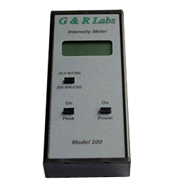 UV Light Meter - Model 200