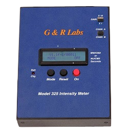 UV  Light Meter - Model 325